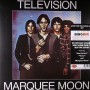Television Marquee+Moon LP