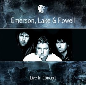 Emerson Lake And Powell | Live In Concert 180 gr. (2012)