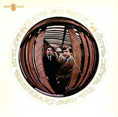Captain Beefheart And His Magic Band | Safe As Milk (1999)