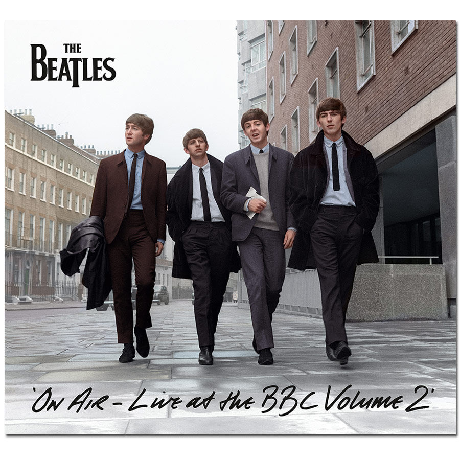 The Beatles Live At The BBC Volume 2