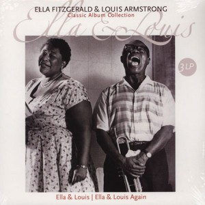 Ella Fitzgerald And Louis Armstrong Classic Album