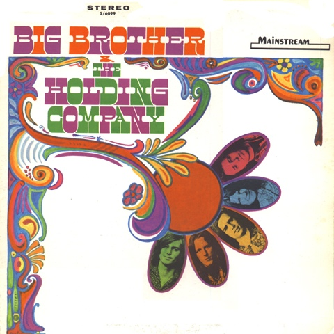Big Brother And The Holding Company | Big Brother And The Holding Company (sealed) (1967)