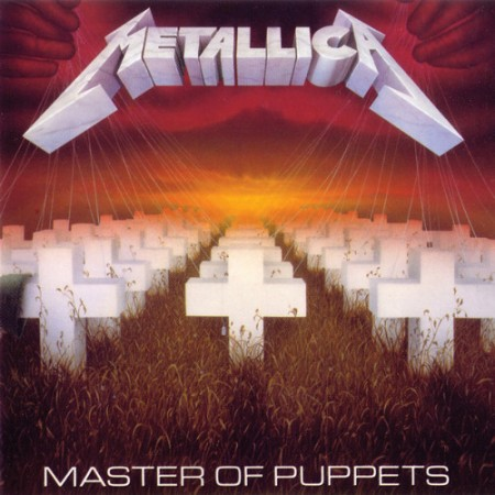 METALLICA - Master Of Puppets - 33T
