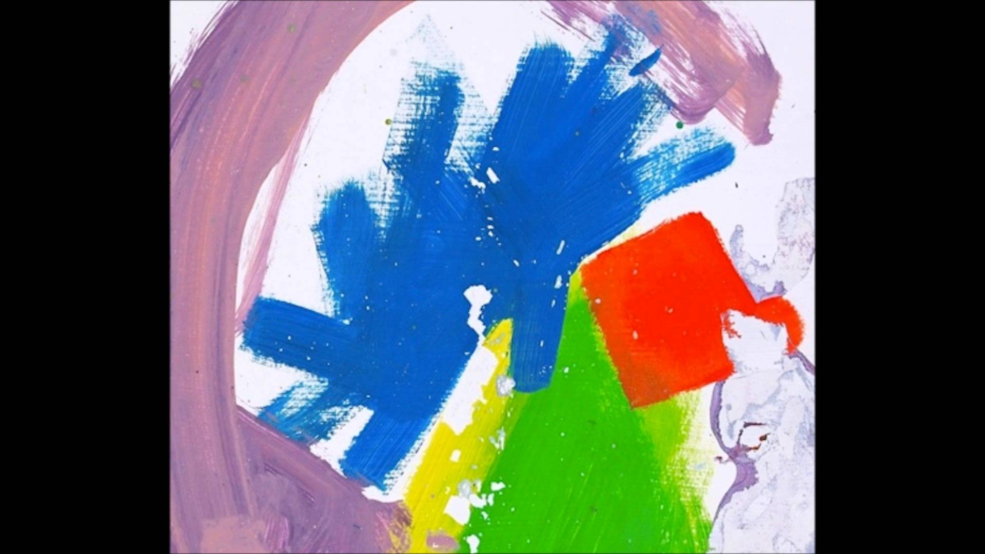 Alt-J | This Is All Yours Colored vinyl (2014)