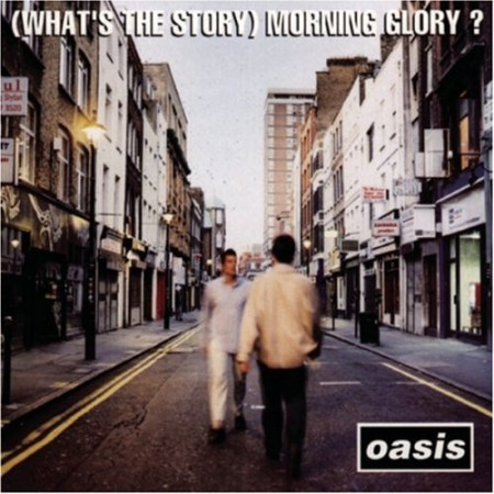 OASIS - (What's The Story) Morning Glory ? - LP