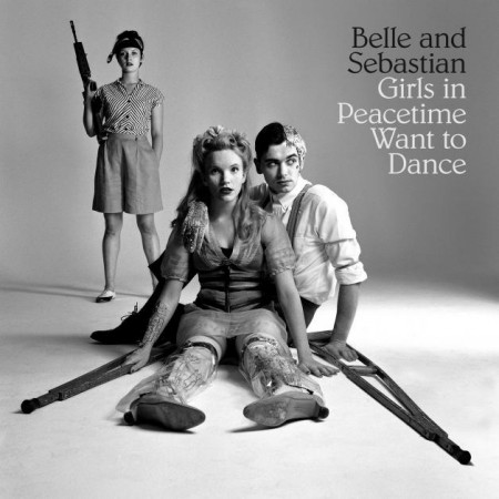 BELLE AND SEBASTIAN - Girls In Peacetime Want To Dance - LP