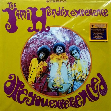 THE JIMI HENDRIX EXPERIENCE - Are You Experienced - 33T
