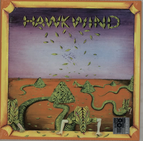 Hawkwind | Hawkwind Colored vinyl (1970/2015)
