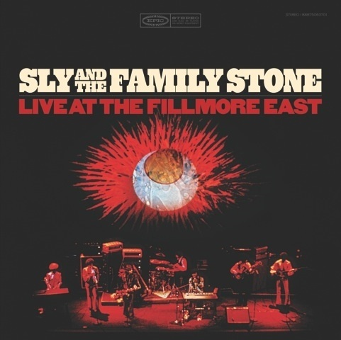 Sly & The Family Stone | Live At The Fillmore East Colored vinyl (2015)