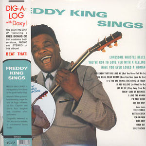 Freddy King | Freddy King Sings 180 gr. (1961/2014)