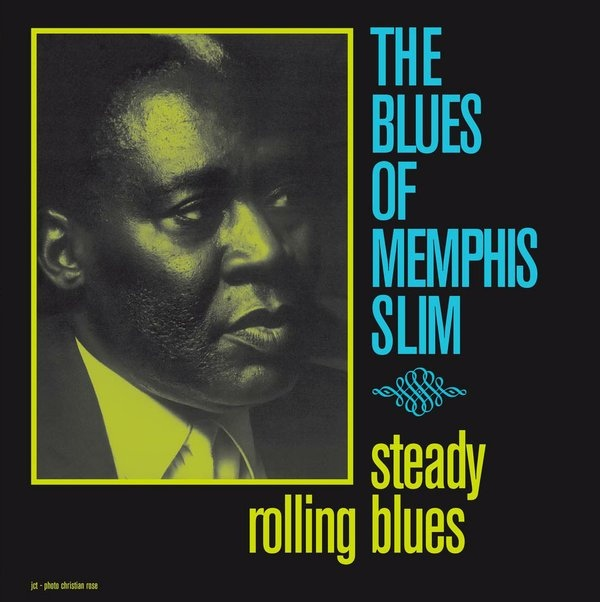 Memphis Slim | Rolling Steady Blues (sealed) (1964/2014)