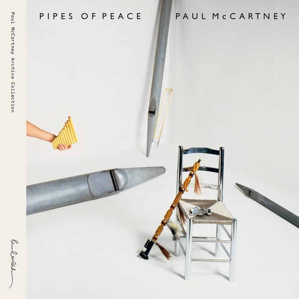 Paul McCartney | Pipes Of Peace (sealed) 180 gr. (1983/2015)