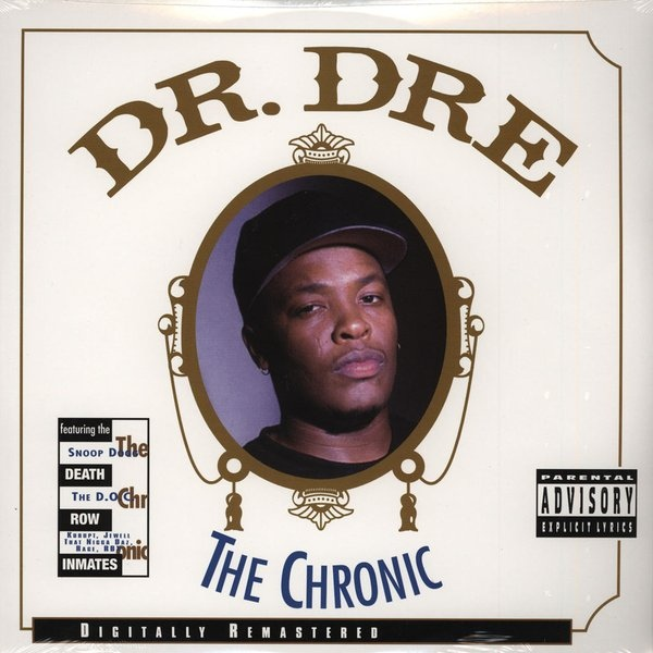 Dr. Dre | The Chronic (sealed) (1992/2001)