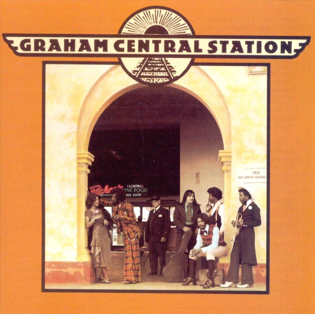 Graham Central Station | Graham Central Station (sealed) 180 gr. (1974)