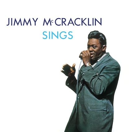 Jimmy Mccracklin | Jimmy McCracklin Sings (sealed) (1962/2013)