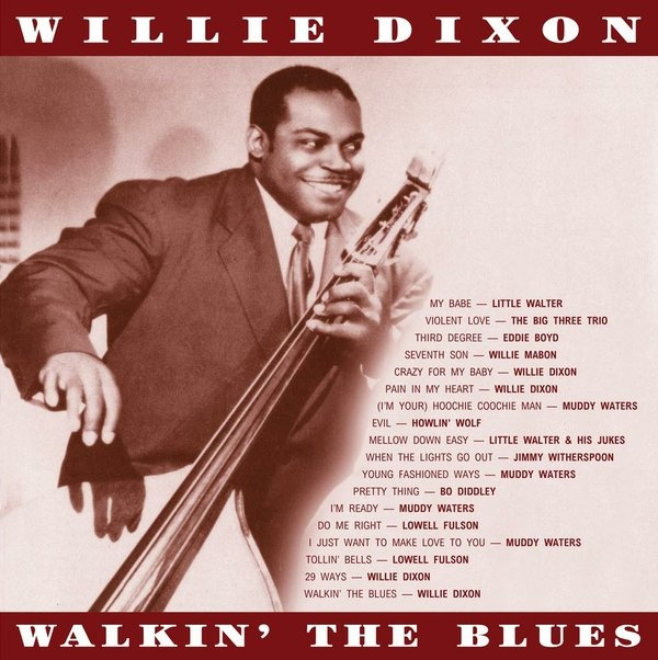 Willie Dixon | Walkin' The Blues (sealed) (2014)