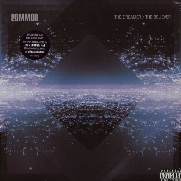 Common | The Dreamer / The Believer (sealed)