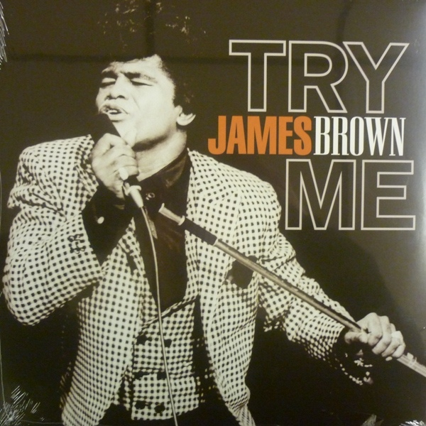 James Brown | Try Me (sealed) (2014)