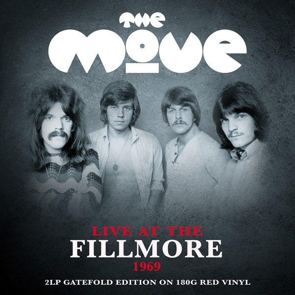The Move | The Move Live At The Fillmore (sealed) 180 gr. (2014)