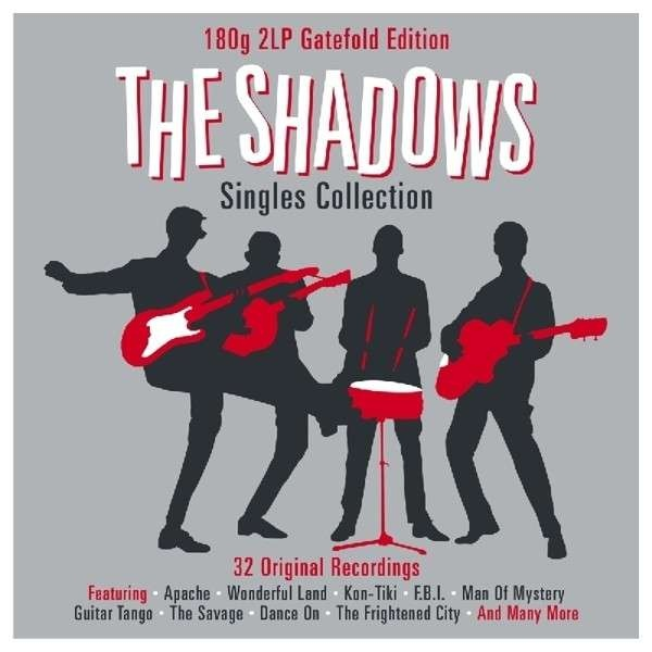 The Shadows | Shadows Singles Collection (sealed) 180 gr. (2013)