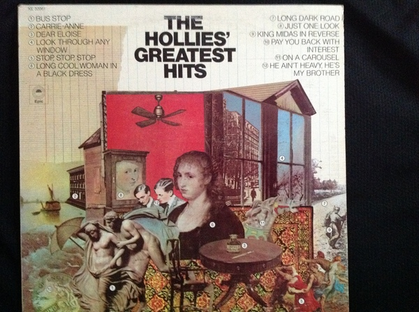 The Hollies | The Hollies' Greatest Hits (sealed) 180 gr. (1973)