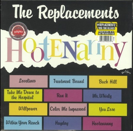 The Replacements   Hootenany (sealed) (1983/2016)
