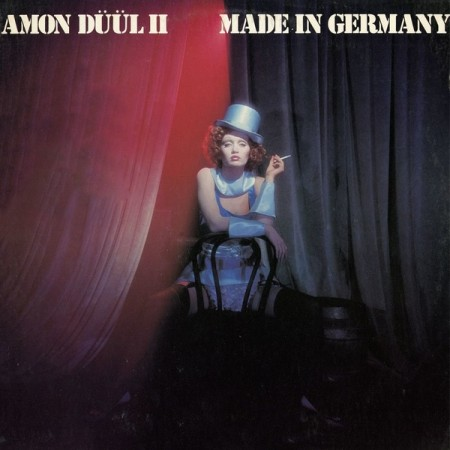 Amon Duul Ii | Made In Germany (sealed) (1975/2016)