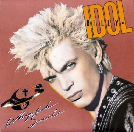 Billy Idol | Whiplash Smile (sealed) (1986)