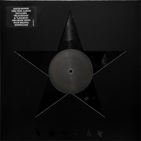 David Bowie | ★ (Blackstar) (sealed) 180 gr. (2016)