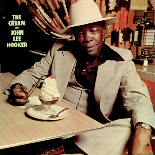 John Lee Hooker | The Cream (sealed) (1978)