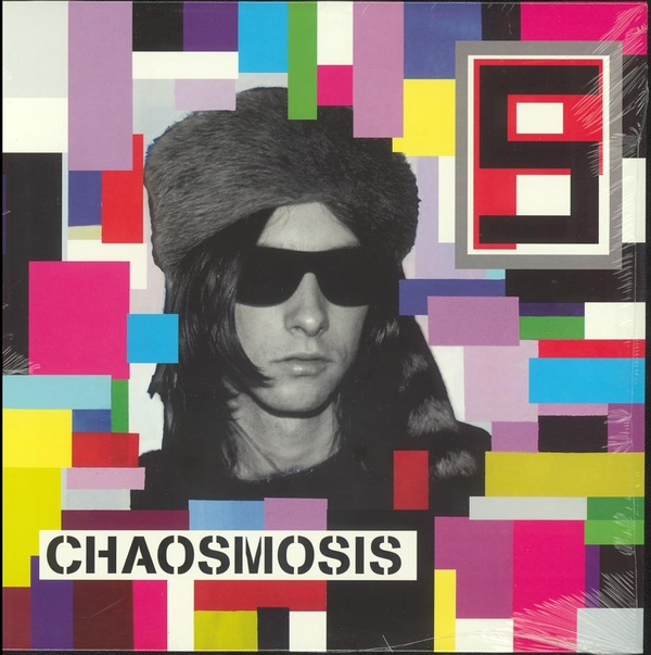 Primal Scream | Chaosmosis (sealed) (2016)