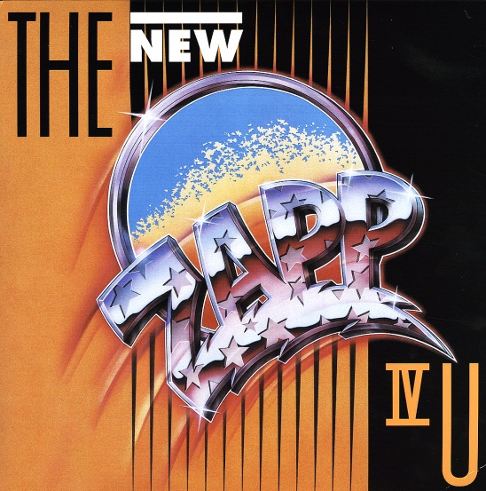 Zapp | The New Zapp IV U (sealed) 180 gr. (1985/2010)