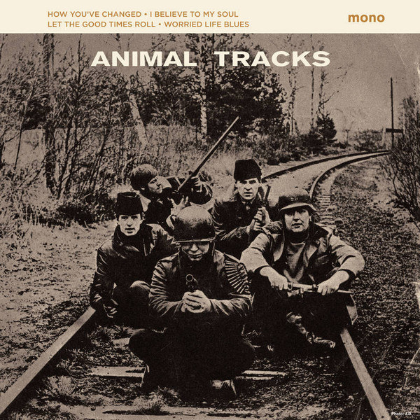 The Animals | Animal Tracks (sealed) (2016)