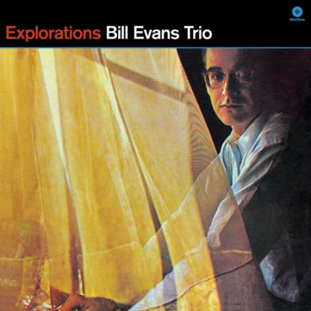 Bill Evans | Explorations (sealed) 180 gr. (1961/2012)