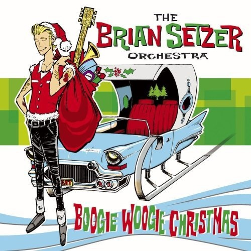 Brian Setzer Orchestra | Boogie Woogie Christmas (sealed)