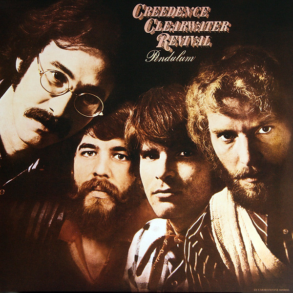 Creedence Clearwater Revival | Pendulum (sealed) 180 gr. (1970/2015)
