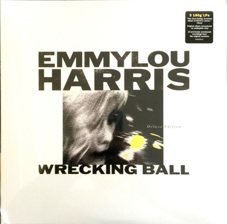 Emmylou Harris | Wrecking Ball (sealed) 180 g (1995/2016)