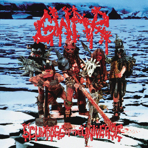 Gwar | Scumdogs of the Universe (sealed) (2016)