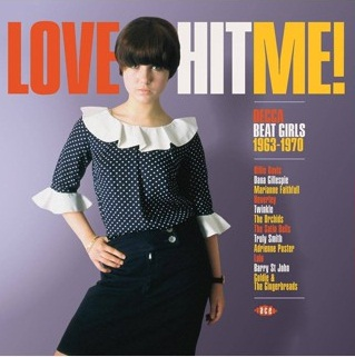 Various Artists   Love Hit Me! (sealed) (2016)