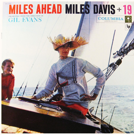 Miles Davis | Miles Ahead (sealed) 180 gr. (1957/2012)