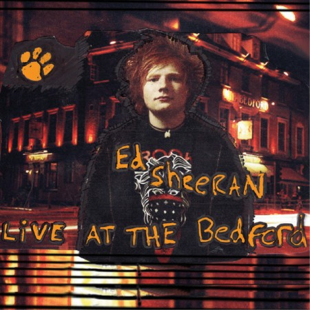 Ed Sheeran | Live At The Bedford (sealed) (2016)