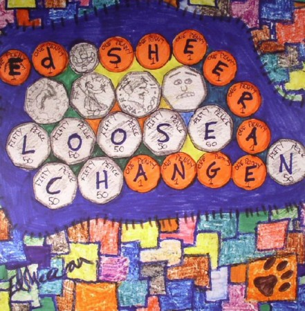 Ed Sheeran | Loose Change (sealed) (2016)