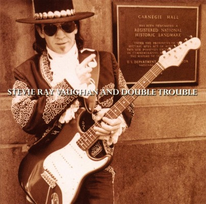 Stevie Ray Vaughan | Stevie Ray Vaughan and Double Trouble Live At Carnegie Hall (sealed) 180 gr. (1997/2015)