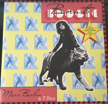 T Rex   Born To Boogie (sealed) Colored vinyl (2016)