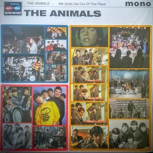 Animals We Gotta Get Out Of This Place Sealed