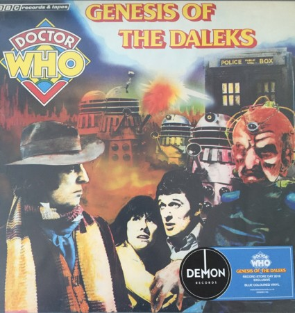 Doctor Who | Doctor Who – Genesis of the Daleks Colored vinyl (1978/2016)
