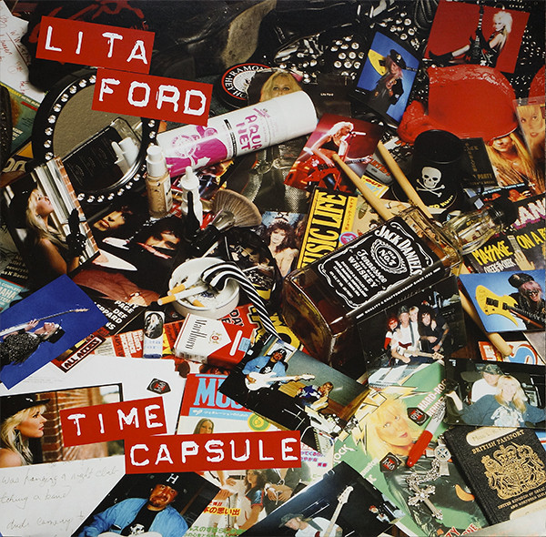 Lita Ford | Time Capsule (sealed) (2016)