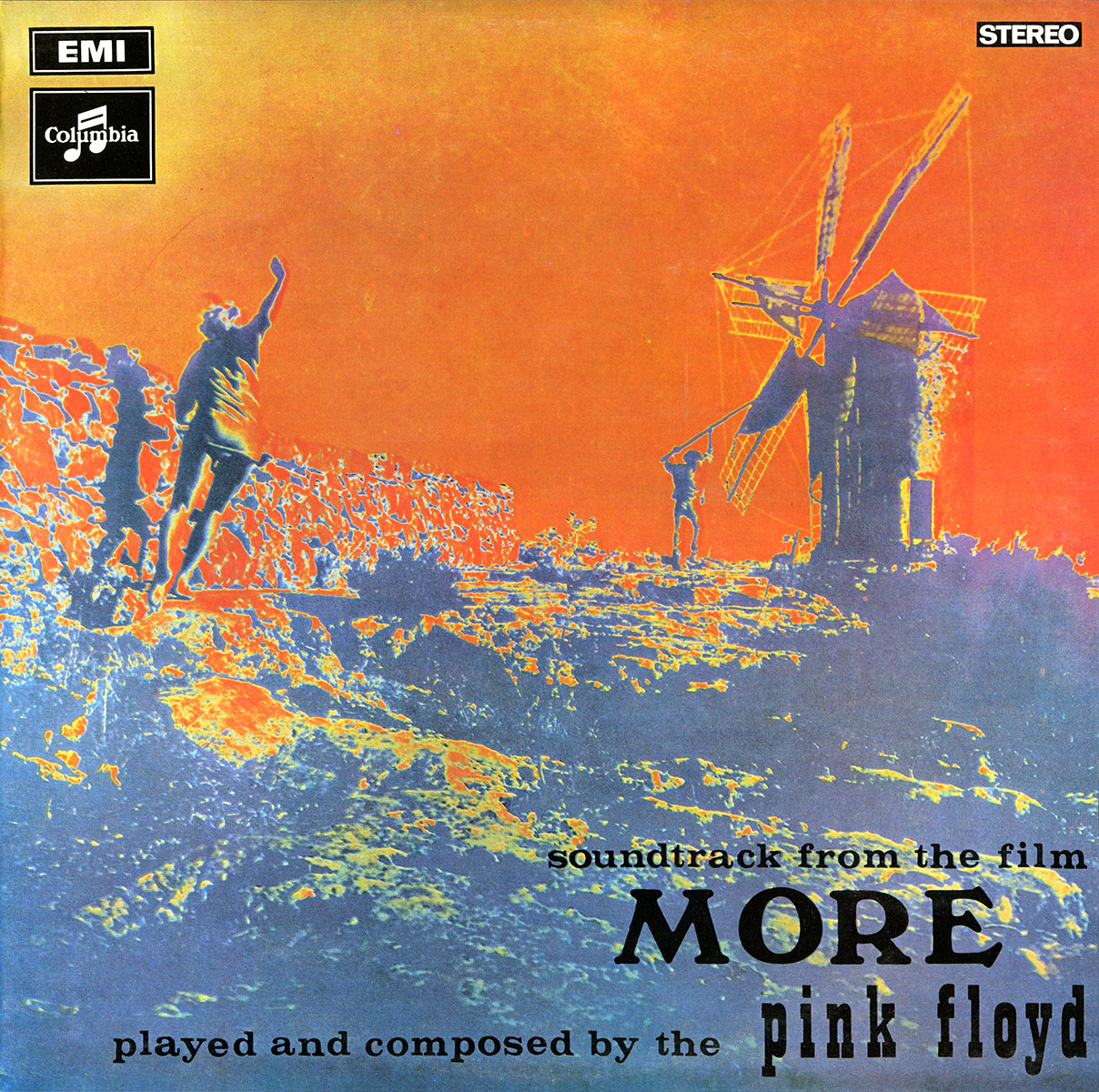 Pink Floyd | Music From The Film More 180 gr.