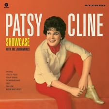 Patsy Cline | Showcase (with the Jordanaires) 180 g