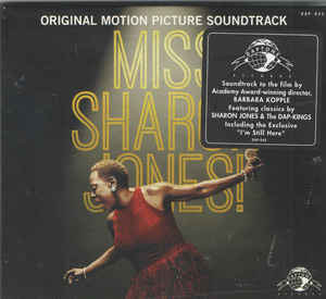 Sharon Jones & The Dap-kings | Miss Sharon Jones!